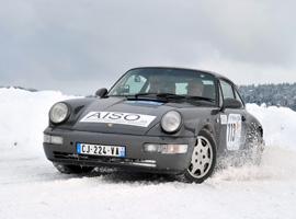 AISO SA – 61e Rallye Neige et Glace