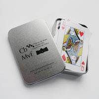 Cartes à jouer Château de Boën Musée des Vignerons du Forez