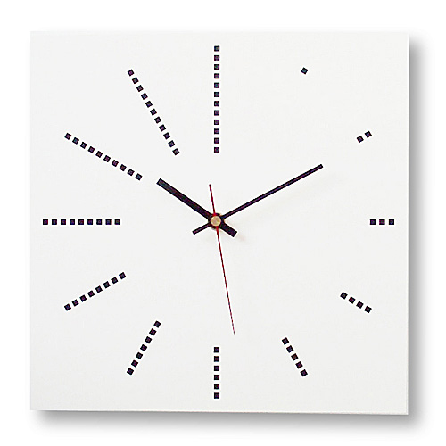 HORLOGE CARRÉE ONE+