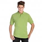 polo-homme-coton-vert-pastel-avec-plaisir-design-0549-ps